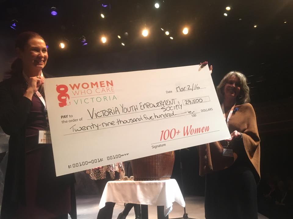 100 Women Mar 2 winner